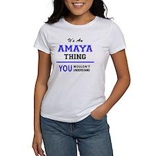 Unique Amaya Tee