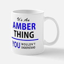 Cute Amber Mug