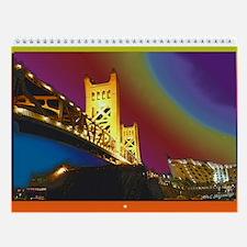Sacramento  Wall Calendar