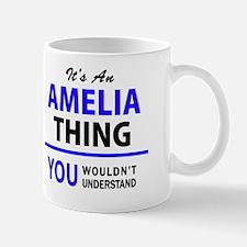 Cute Amelia Mug