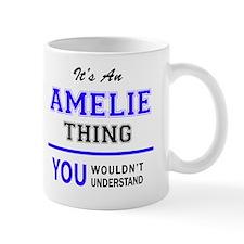Unique Amelie Mug