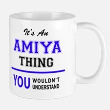 Unique Amiya Mug