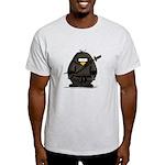 Martial Arts ninja penguin Light T-Shirt
