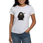 Martial Arts ninja penguin Women's T-Shirt