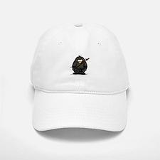 Martial Arts ninja penguin Baseball Baseball Cap
