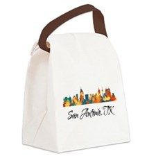 state25light.png Canvas Lunch Bag
