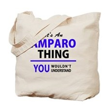 Cute Amparo Tote Bag