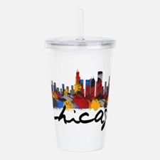 state20light.png Acrylic Double-wall Tumbler