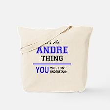 Cute Andres Tote Bag