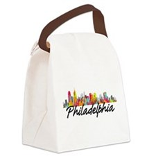 state18light.png Canvas Lunch Bag