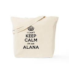 Cute Alana Tote Bag