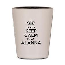 Alanna Shot Glass