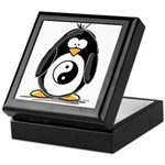 Martial Arts Ying Yang pengui Keepsake Box