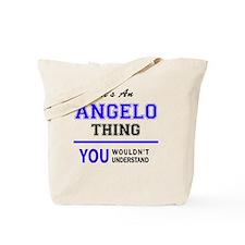 Cool Angelo Tote Bag