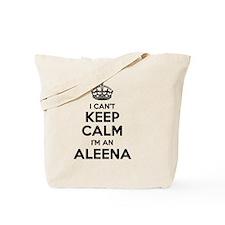 Funny Aleena Tote Bag