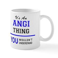 Funny Angie Mug