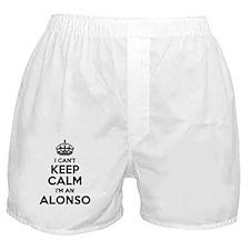 Unique Alonso Boxer Shorts
