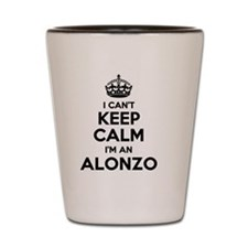 Alonzo Shot Glass