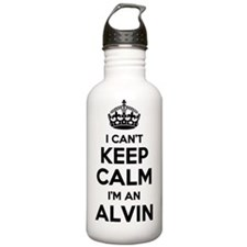 Unique Alvin Water Bottle