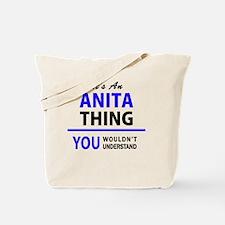 Cute Anita Tote Bag