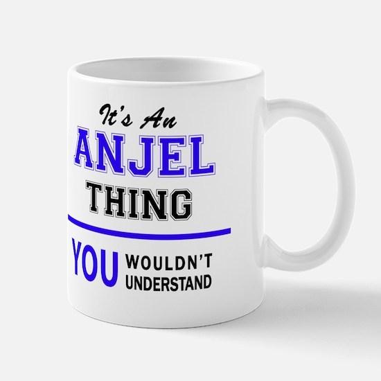Unique Anjel Mug