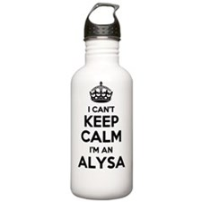 Cool Alysa Sports Water Bottle