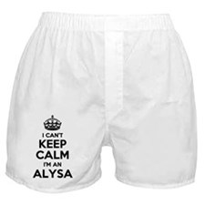 Cool Alysa Boxer Shorts