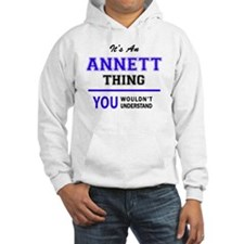 Funny Annette Hoodie