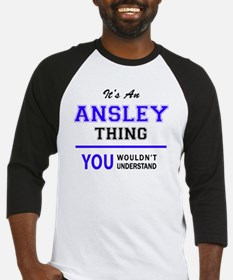 Unique Ansley Baseball Jersey