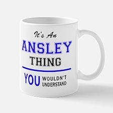 Funny Ansley Mug