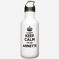 Cute Annette Water Bottle