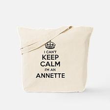 Unique Annette Tote Bag