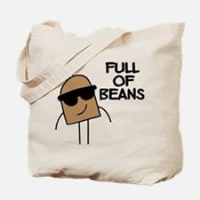 Full Of Beans Tote Bag