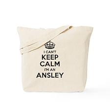 Funny Ansley Tote Bag