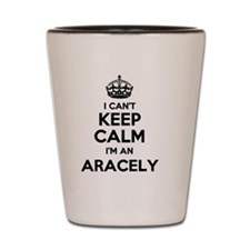Cool Aracely Shot Glass