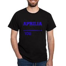 Cute Aprilia T-Shirt