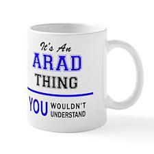 Unique Arad Mug