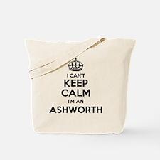 Cute Ashworth Tote Bag
