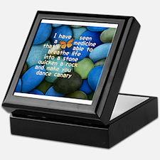 Breathe Life into a Stone Keepsake Box