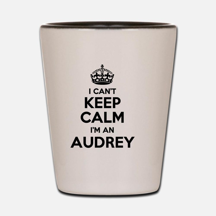 Cute Audrey Shot Glass