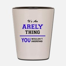 Arely Shot Glass