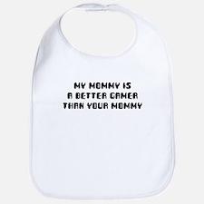 Gamer Mommy Bib