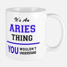 Unique Aries Mug