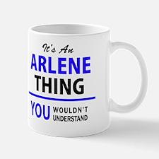 Funny Arlene Mug