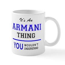 Unique Armani Mug