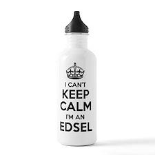 Cute Edsel Water Bottle