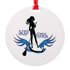 Sup Girl Ornament