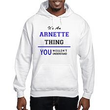 Cute Arnette Hoodie