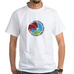 D.E.A. White T-Shirt