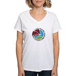 D.E.A. Women's V-Neck T-Shirt
